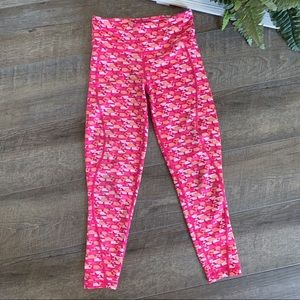 Vineyard Vines Performance Pink Leggings